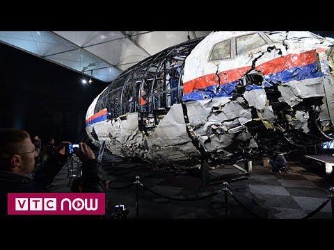Nga đáp trả cáo buộc vụ máy bay MH17 | VTC1 - Thời lượng: 46 giây.