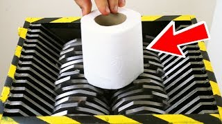 Video LOOK WHAT HAPPENS WHEN YOU SHRED TOILET PAPER ! MP3, 3GP, MP4, WEBM, AVI, FLV Februari 2019