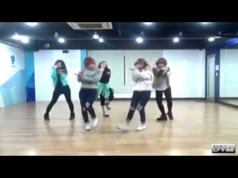 4Minute – What's Your Name (dance practice) DVhd