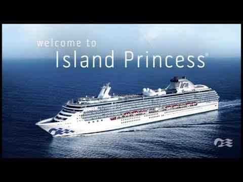 Explore the Island Princess Cruise Ship   Princess Cruises