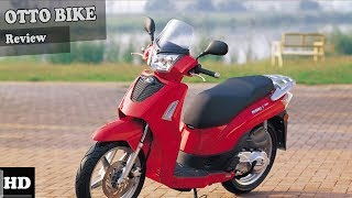 8. NICE ONE!!!2018 New Kymco People S 125 e 150 Price & Spec