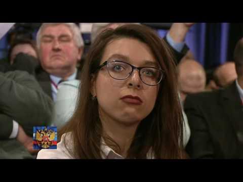 Путин - пресс конференция. Лучшие моменты (видео)