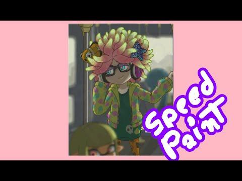 Speedpaint on MOBILE...!!! ART ZINE(?) Annie and Moe (Art Zine (collective) )