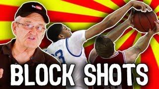 HOW TO BLOCK SHOTS! Blocking Shots the SMART way! -- Shot Science Basketball