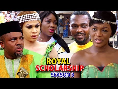 ROYAL SCHOLARSHIP SEASON 8 - Chacha Eke 2019 Latest Nigerian Nigerian Nollywood Movie