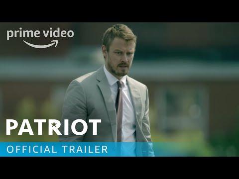 Patriot - Official Trailer | Prime Video
