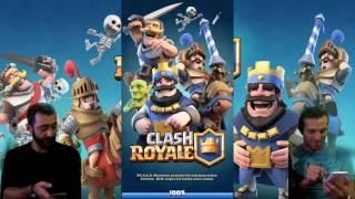 Clash Royale'de tam bir taktik savaşı izlemek isteyen arkadaşlar, mutlaka videomuzu izlesin. Clash Royale yeni başlayanların ayrıca bakmasında fayda var:)