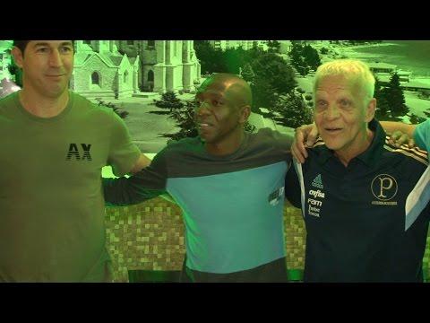 Amaral destaca confraternização andreense em torno do Palmeiras