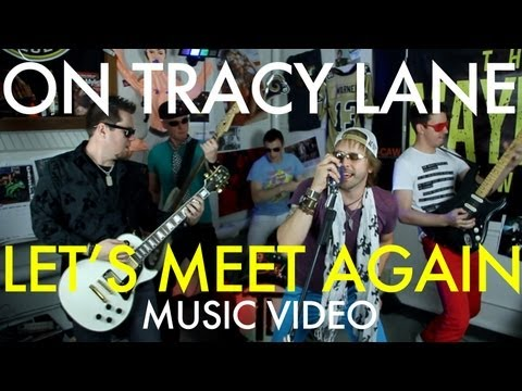 On Tracy Lane NEW 2012 music video -