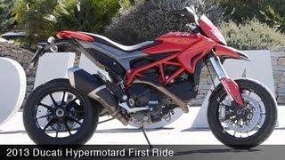 8. MotoUSA First Ride on the 2013 Ducati Hypermotard