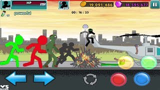 Video Anger of Stick 5  (Helicopter) | Stickman Fight - THE LIFE OF A STICKMAN GamePlay HD MP3, 3GP, MP4, WEBM, AVI, FLV September 2018