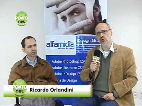 Ricadro Orlandini entrevista com Rodrigo Losina, diretor-presidente da Alfamídia Treinamentos.