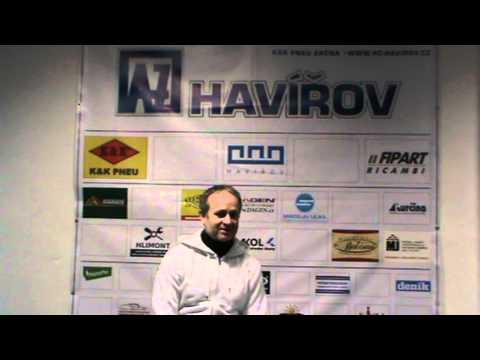 AZ Havířov - U. Hradiště, trenér J. Daneček