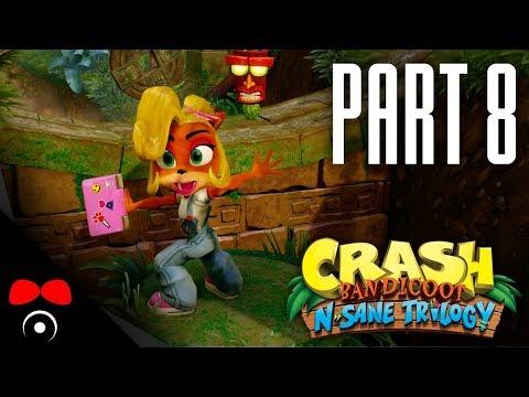 DOKTOR CORTEX! | Crash Bandicoot N. Sane Trilogy #8
