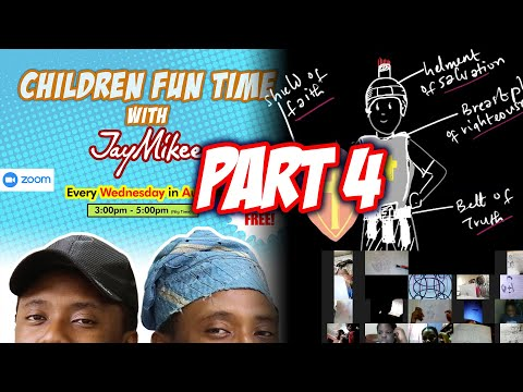 Children's Fun Time with Jaymikee part 4