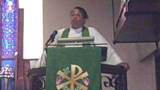 "Rev. Gwendolyn King preaches on ""Hospitality.""Want to learn more about our ministries? Visit our website at http://popphilly.org/"