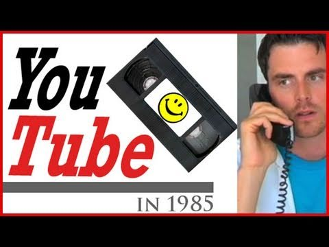 YouTube in 1985 (collab)