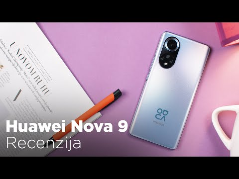 Huawei se vratio: Nova 9 recenzija
