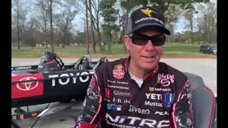 KVD - MLF Bass Pro Tour stage 2 - Knockout Round