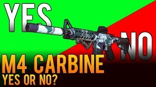 Yes or No: M4 Weapon Review - Battlefield 4 (BF4)