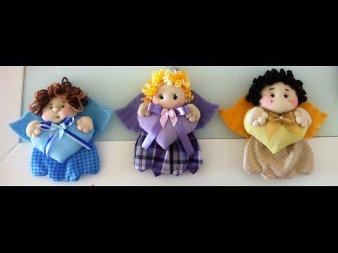 Boneca Anjinho