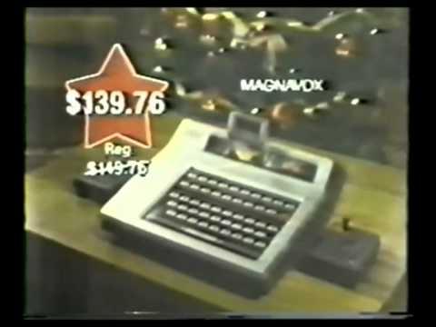 Magnavox Odyssey 2 commercials [1978-1983]