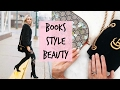CURRENT LIFESTYLE FAVORITES! BOOKS, STYLE, BEAUTY AND MORE!