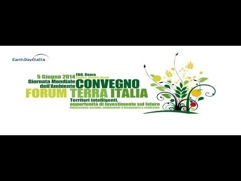 Forum Terra Italia 2014 - Il video integrale