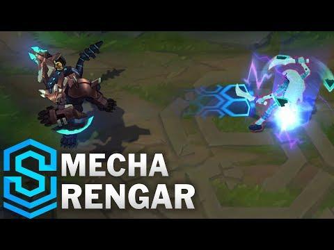 Rengar Máy Móc - Mecha Rengar