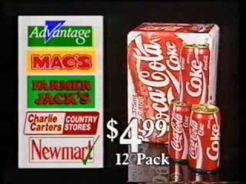WA Independent Grocers commercial (1992)