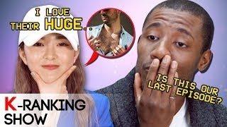 Video TOP5 Things Korean Girls Find HOT about Foreign Guys|K-ranking Show MP3, 3GP, MP4, WEBM, AVI, FLV Januari 2019