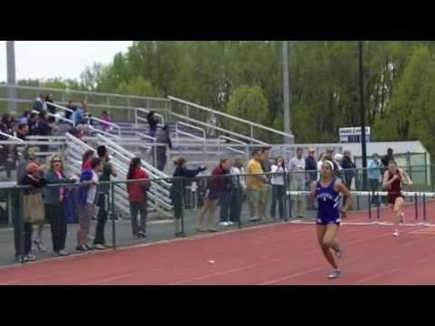 wtrackout Kellon 400 hurdles