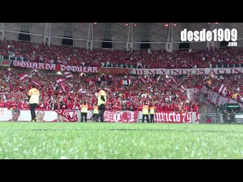 Vs Atlético MG - LA15 - Oitavas de Finais - Atirei o pau no grêmio / Xalailaia - Guarda Popular do Inter - Internacional - Brasil - América del Sur