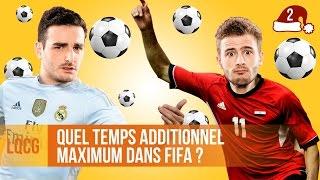 Video LQCG - Le temps additionnel max dans FIFA MP3, 3GP, MP4, WEBM, AVI, FLV Agustus 2017