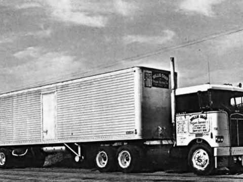 Грузовики Old Kenworth Trucks