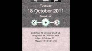 Calendar Converter 1.6.1 YouTube video
