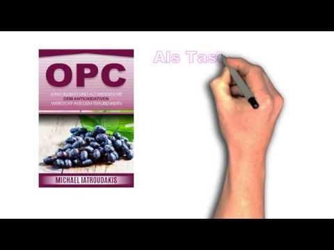7 Fakten über... OPC - Traubenkernextrakt - Das stärkste bekannte Antioxidant -