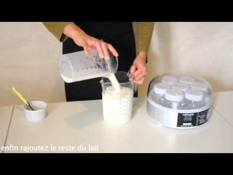 comment construire une yaourtière