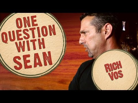 Rich Vos - Woodstock Barter: Sex vs. Water - One Question with Sean