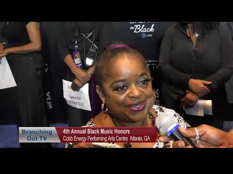 2019 4th Annual Black Music Honors on Branching Out TV