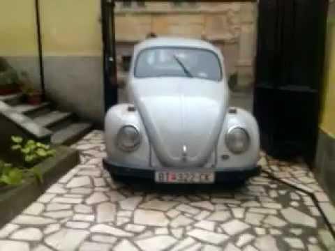 1967 VW Beetle 1200 in Bitola, Macedonia