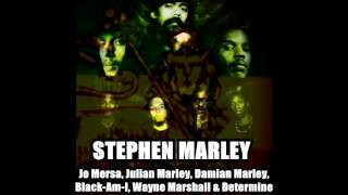 13 - Stephen Marley Feat. Jo Mersa, Julian Marley, Damian Marley & more - Rude Bwoy *HD*