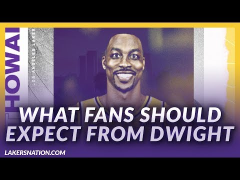 Video: Lakers News Feed: Can Lakers' Fans Trust Dwight?