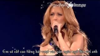 Céline Dion - Pour Que Tu M'aimes Encore (Vietsub)