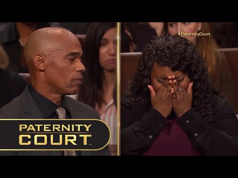 Man in Court to Prove He's the Father (Full Episode) | Paternity Court (видео)