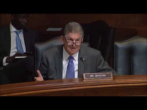 Manchin Questions FCC Chairman Pai About Mobility Fund & Net Neutrality