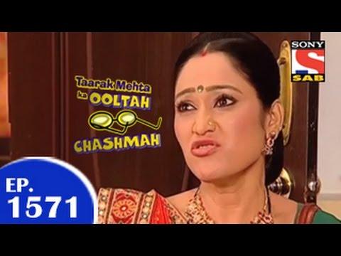 Video Taarak Mehta Ka Ooltah Chashmah - तारक मेहता - Episode 1571 - 25th December 2014 download in MP3, 3GP, MP4, WEBM, AVI, FLV January 2017