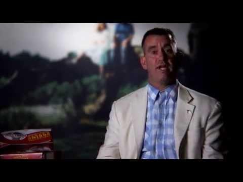 Forrest Gump commercial for Bubba Gump Shrimp Co.