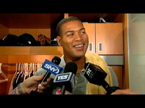 Video: New York Yankees' pitcher Ivan Nova on his successful third start of the season