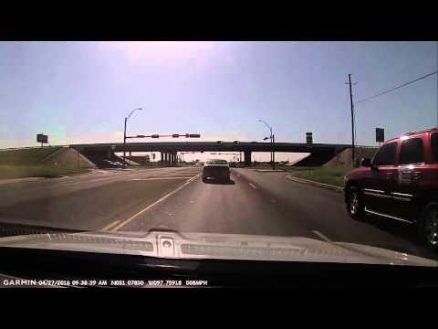 Idiot Drivers in Killeen, Texas